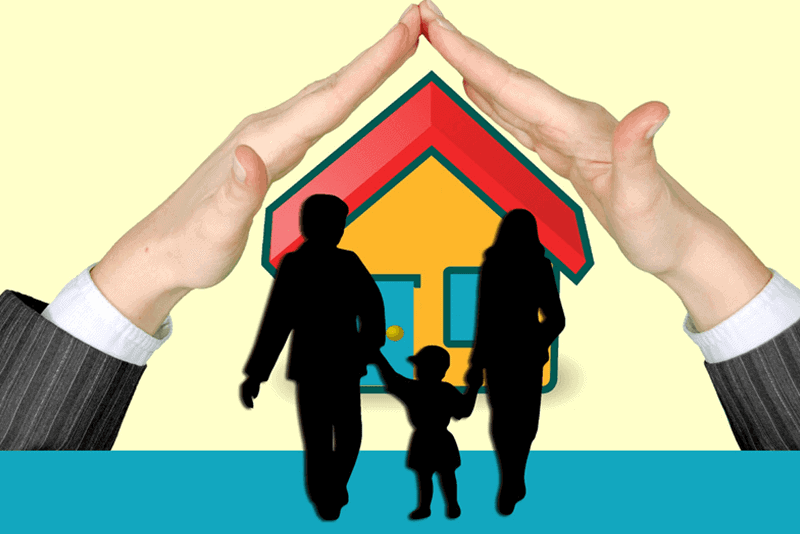 Home and health Insurance coverage