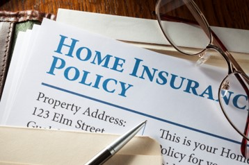 glasses on home insurance policy